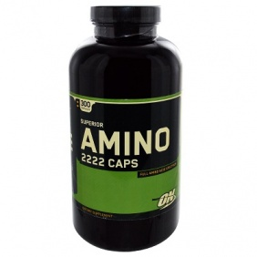 Optimum Nutrition Amino 2222 300 capsules